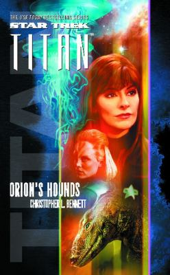 Star Trek: Titan #3: Orion's Hounds 2012 9781451691498 Front Cover