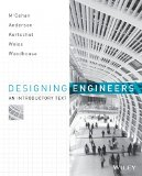 Designing Engineers An Introductory Text 2015 9780470939499 Front Cover