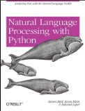 Natural Language Processing with Python 2009 9780596516499 Front Cover