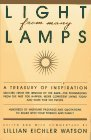 Light from Many Lamps 1st 1988 Reprint 9780671652500 Front Cover