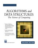 Algorithms and Data Structures The Science of Computing 1st 2004 9781584502500 Front Cover