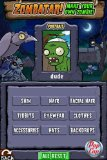 Case art for Plants Vs. Zombies - Nintendo DS