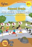 Second Grade Fun with Numbers (Sylvan Fun on the Run Series) 2012 9780307479501 Front Cover
