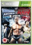 Case art for WWE Smackdown vs Raw 2011 - Classics Edition (Xbox 360)