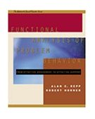 Functional Analysis of Problem Behavior From Effective Assessment to Effective Support 1st 1999 9780534348502 Front Cover