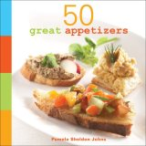 50 Great Appetizers 2008 9780740776502 Front Cover
