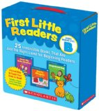 First Little Readers Parent Pack: Guided Reading Level B 25 Irresistible Books That Are Just the Right Level for Beginning Readers 2010 9780545231503 Front Cover