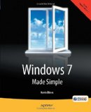 Windows 7 Made Simple 1st 2011 9781430236504 Front Cover
