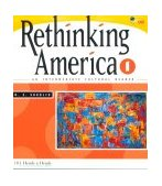Rethinking America 1 An Intermediate Cultural Reader 21st 1999 9780838447505 Front Cover