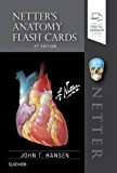 Netter's Anatomy Flash Cards 5th 2018 9780323530507 Front Cover