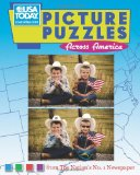 USA TODAY Picture Puzzles Across America 2010 9780740797507 Front Cover