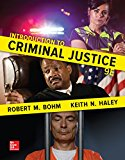 Introduction to Criminal Justice: