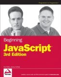 Javascript 3rd 2007 Revised 9780470051511 Front Cover