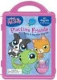 Littlest Pet Shop: Playtime Friends Book and Magnetic Playset 2008 9780794414511 Front Cover