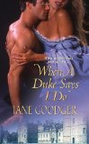 When a Duke Says I Do 2011 9781420111514 Front Cover