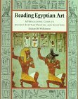 Reading Egyptian Art 1st 1994 9780500277515 Front Cover
