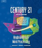 Keyboarding and Word Processing 2003 9780538436519 Front Cover