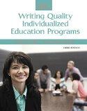 IEPs Writing Quality Individualized Education Programs
