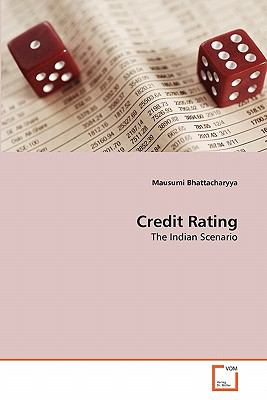 Credit Rating 2011 9783639361520 Front Cover