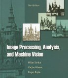 Image Processing, Analysis, and Machine Vision 3rd 2007 9780495082521 Front Cover