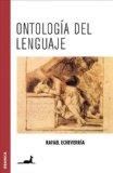 Ontologia Del Lenguaje 2017 9789506413521 Front Cover