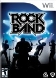 Case art for Rock Band - Nintendo Wii (Game only)