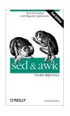Sed and Awk 2nd 2002 9780596003524 Front Cover
