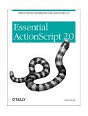 Essential ActionScript 2.0 2004 9780596006525 Front Cover