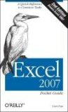 Excel 2007 2nd 2007 Revised  9780596514525 Front Cover