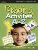Reading Activities A to Z 1st 2007 9781418048525 Front Cover