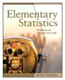 Elementary Statistics : Looking at the Big Picture 1st 2010 9780495016526 Front Cover