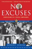 No Excuses Concessions of a Serial Campaigner 2008 9780743296526 Front Cover