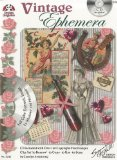 Vintage Ephemera Full Color Electronic Images for Windows and Macintosh 2005 9781574215526 Front Cover