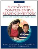 Flynt/Cooter Comprehensive Reading Inventory-2 Assessment of K-12 Reading Skills in English and Spanish