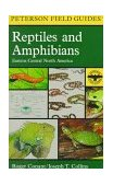 Field Guide to Reptiles and Amphibians Eastern and Central North America 3rd 1998 Expanded 9780395904527 Front Cover