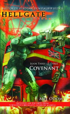 Hellgate: London: Covenant 2012 9781451691528 Front Cover