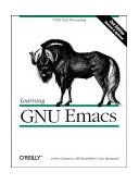 Learning GNU Emacs 2nd 1996 Revised  9781565921528 Front Cover