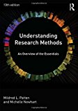 Understanding Research Methods An Overview of the Essentials