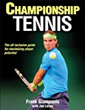 Championship Tennis 2013 9781450424530 Front Cover