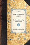 Diary of William Owen From November 10, 1824 to April 20 1825 2007 9781429005531 Front Cover