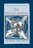 On Social Justice 2009 9780881410532 Front Cover