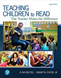 Teaching Children to Read The Teacher Makes the Difference