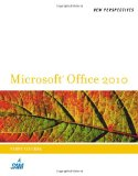 Microsoft� Office� 2010 1st 2010 9780538746533 Front Cover