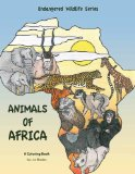 Animals of Africa 2010 9780871089533 Front Cover