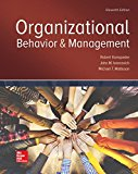 Organizational Behavior and Management: