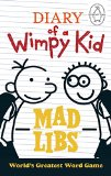 Diary of a Wimpy Kid Mad Libs 2015 9780843183535 Front Cover