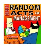 Random Acts of Management A Dilbert Book 2000 9780740704536 Front Cover