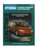 Hyundai Coupes and Sedans, 1994-98 1998 9780801989537 Front Cover