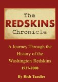Redskins Chronicle : A Journey Through the History of the Redskins 1937-2008 2009 9780972384537 Front Cover