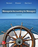Managerial Accounting for Managers:  9781259578540 Front Cover